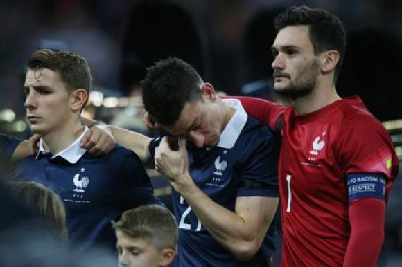 Венгер изрази благодарност към англичаните за оказаната подкрепа след атаките в Париж