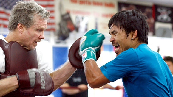 Фреди Роуч: Боксът на Ронда беше отвратителен, не са я научили на нищо!