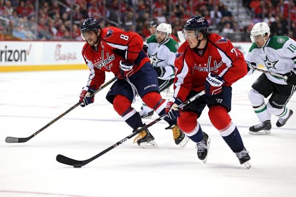 Овечкин пише история: стана най-резултатният руски хокеист в историята на НХЛ