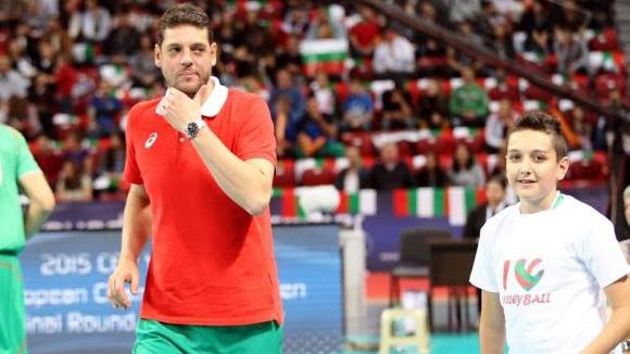Пламен Константинов за волейбола като социална политика