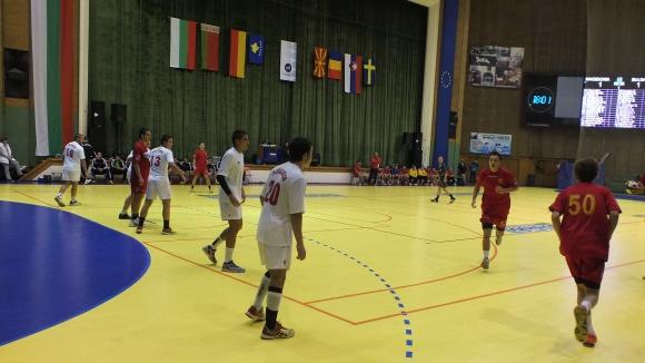 България загуби от Македония на Балканското първенство по хандбал за младежи