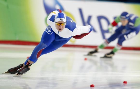 Павел Кулижников постави нов световен рекорд на 500 метра бързо пързаляне с кънки