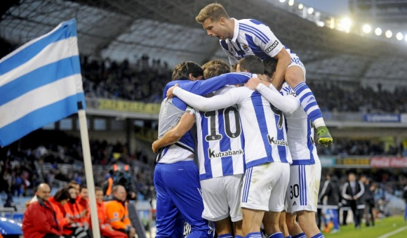 Реал Сосиедад подчини Севиля (видео)