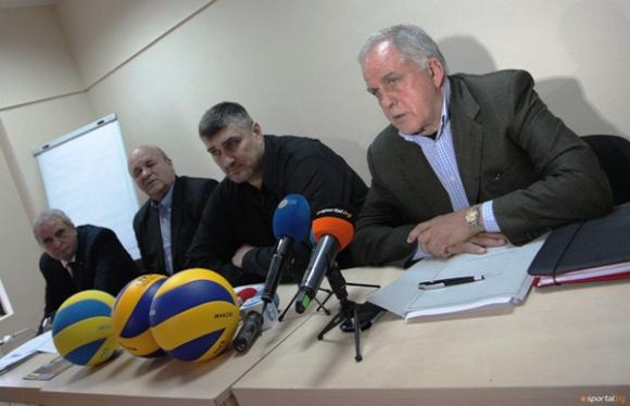 Съдът решава на 1 декември съдбата на волейболната федерация