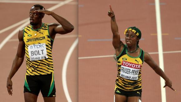 Болт и Фрейзър-Прайс най-добри спортисти на Карибите