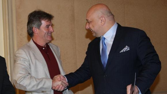 Костадинов: Не е нормално Литекс да стане ЦСКА
