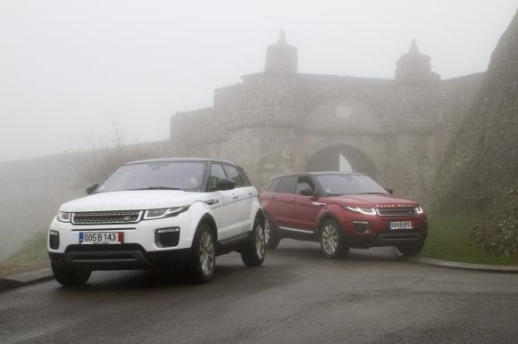 Новият Range Rover Evoque пристигна в България (Снимки)