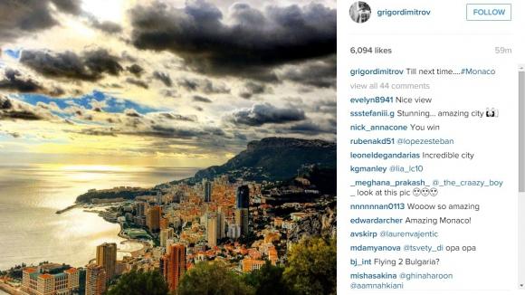Григор тръгна за България