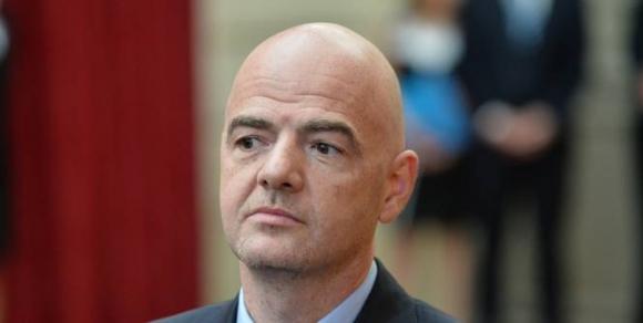 Южна Америка ще подкрепи Джани Инфантино за шеф на ФИФА