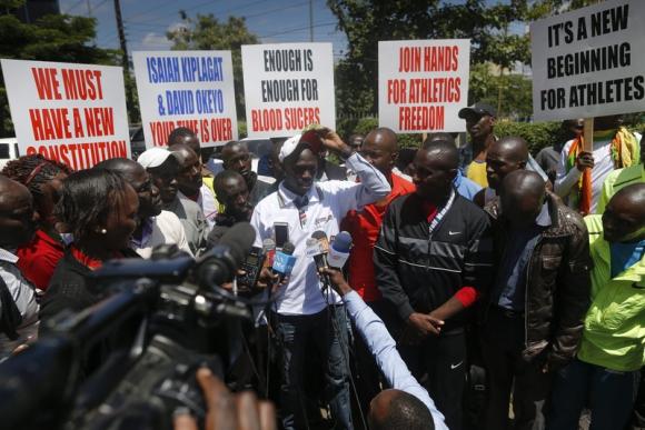 Готвят наказания и за кенийски атлетически шефове