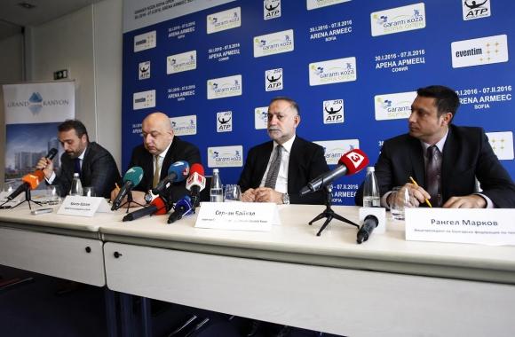 Билетите за силния тенис турнир в София са в продажба от утре, ето цените