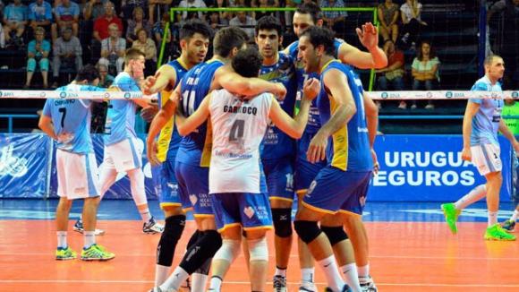 Николай Учиков и UPCN започнаха с 4 поредни победи в Аржентина