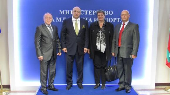 Кувейтска компания иска да инвестира в модернизацията на старата гребна база в Пловдив