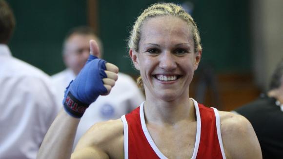Станимира Петрова победи Стойка Петрова във финала до 51 кг на държавното