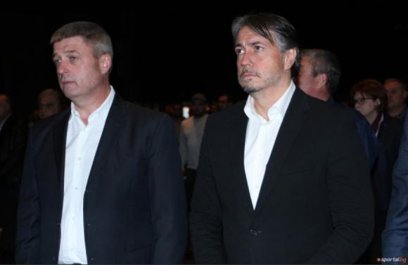 """""""Сините"""" шефове гласуваха пълно доверие на Иво Тонев (видео)"""