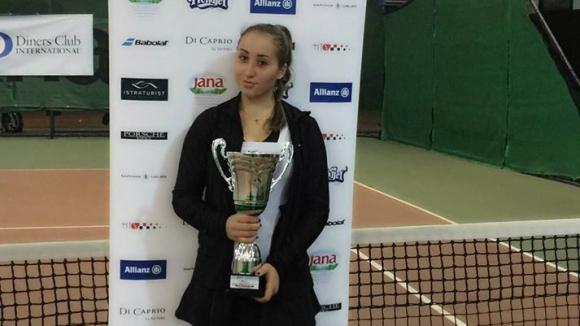 Зиновия Ванева е шампионка в Загреб
