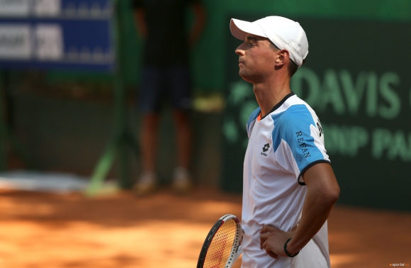 Кузманов загуби на финала в Анталия