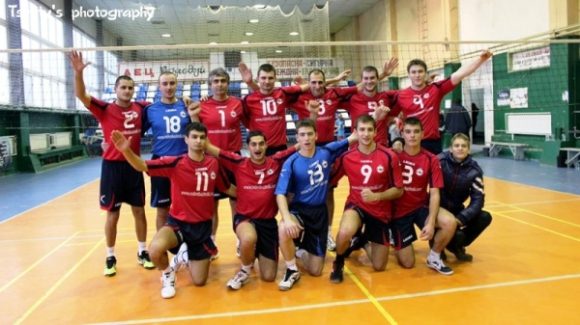 Волейболистите на Град (Белоградчик) с трета победа във Висшата лига