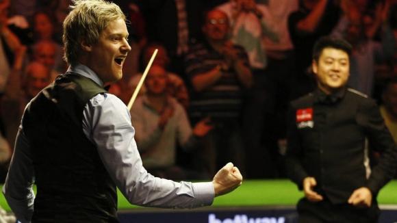 И това видяхме! Магическите 147 на финала на UK Championship (видео)