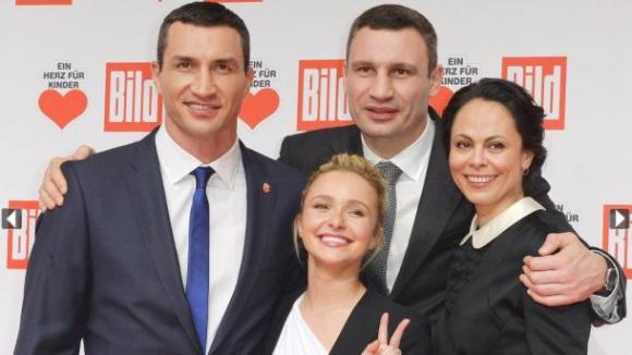 Братя Кличко събраха 18,6 млн. долара за децата по света