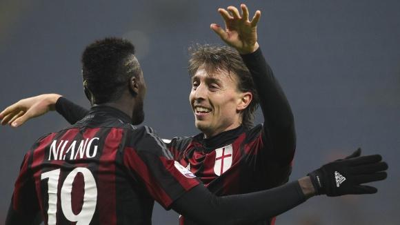 Монтоливо преподписва с Милан при по-ниска заплата