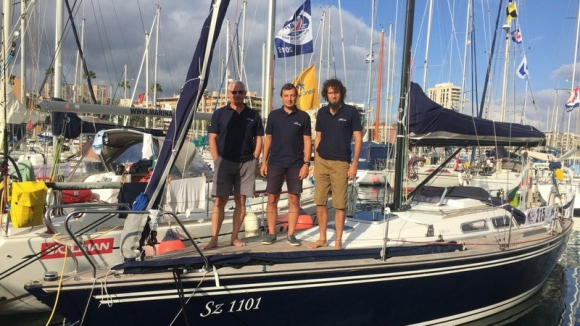 Българска яхта спечели златото в своя клас на презокеанско ветроходно рали