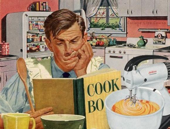 Мъже в кухнята