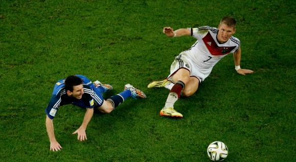 Над 1 милиард души за гледали финала Германия - Аржентина