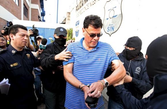 Арестуваха бившия шеф на футболната федерация на Салвадор