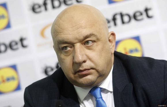 Красен Кралев: Държавата дава 10 милиона за СП по волейбол (ВИДЕО)