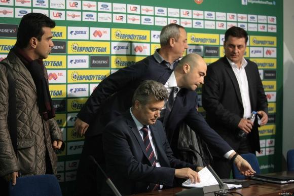 В България имало и добър футболен рефер
