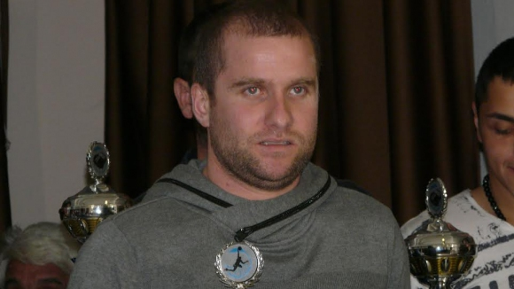 Любомир Агонцев е спортист №1 на Монтана