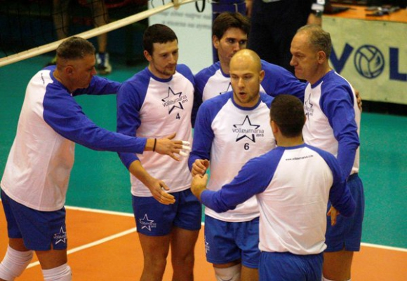 Волейболни легенди играха в Мача на звездите във Volley Mania (ВИДЕО + ГАЛЕРИЯ)