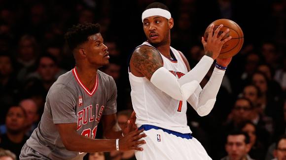 Ню Йорк с четвърта поредна победа в НБА