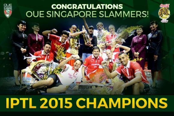 Вавринка изведе отбора на Сингапур Сламърс до титлата в IPTL