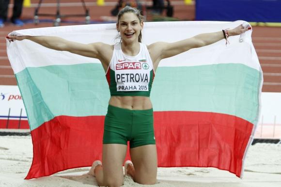 Габи Петрова: Надявам се, че ще заслужа злато догодина