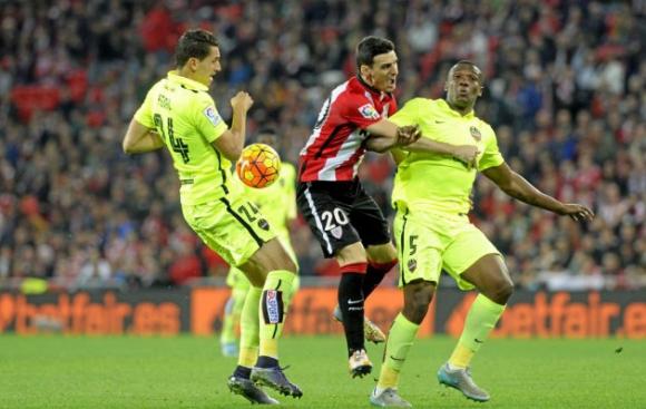"""Леванте се размина само с два гола в гостуването си на """"Сан Мамес"""" (видео)"""
