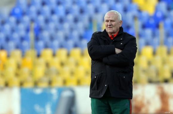 Люпко Петрович: Левски няма отбор за титлата