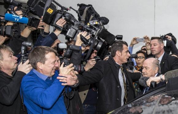 КАС няма да разгледа жалбата на Платини преди изборите на ФИФА