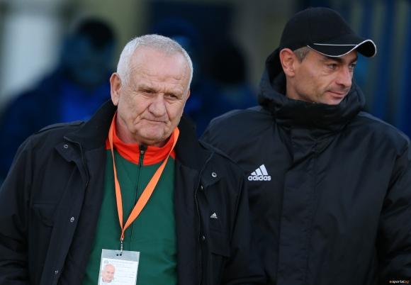 Люпко Петрович: Не разбрах защо се радват играчите на Левски