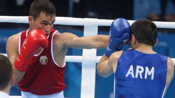 Боксьорът Елиан Димитров е бургаският спортист на годината
