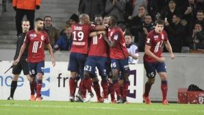 Лил прегази Бордо и се класира на финал за Купата на Лигата (видео)