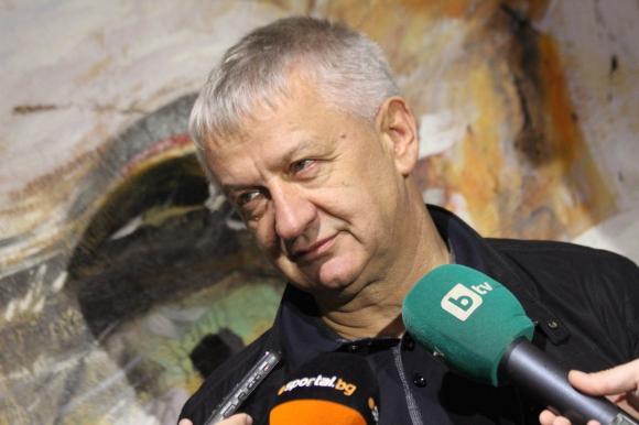 Крушарски: Ще отрежа главата на всеки, който се опита да купи или продаде мач (видео)