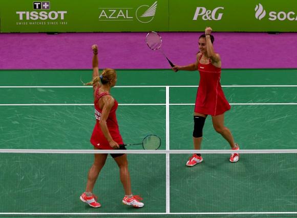Сестри Стоеви се класираха на 1/4-финал в Германия