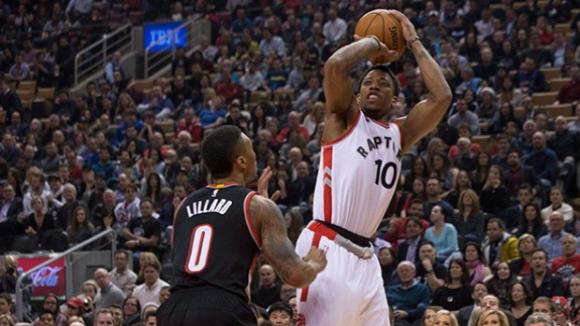 Торонто постигна 12-и пореден домакински успех в НБА