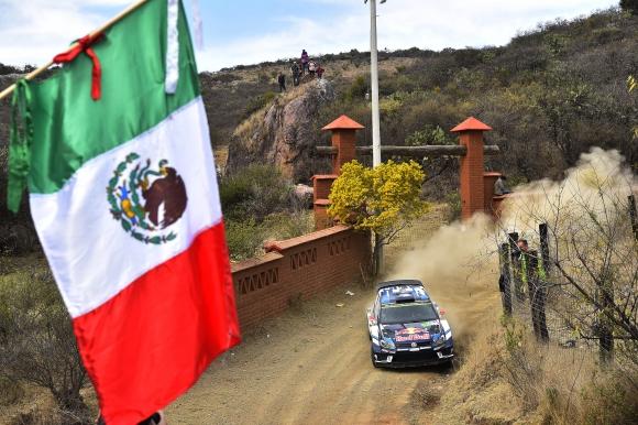Яри-Мати Латвала с половин минута аванс пред Ожие след страхотен втори ден на рали Мексико