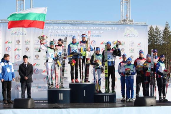 Българската щафета завърши на четвърто място при девойките в последния ден на европейското