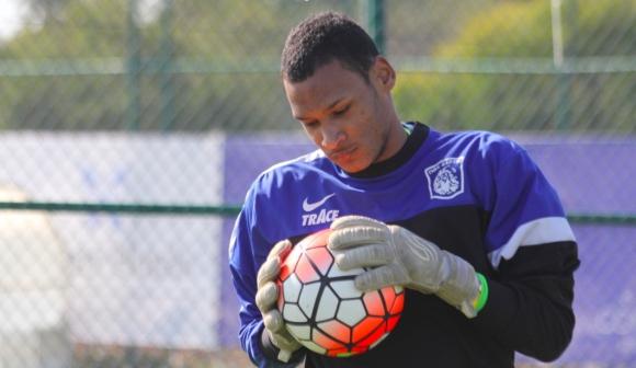 """Вратар от """"Б"""" група с повиквателна за националния отбор на Конго"""