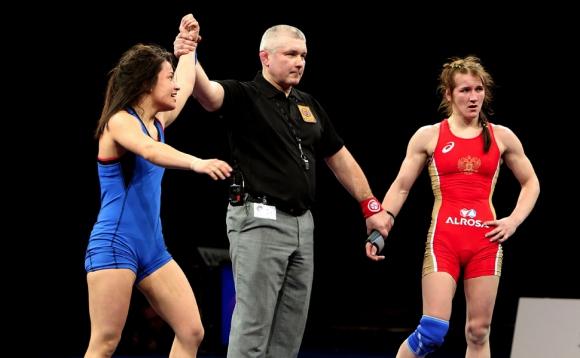 Страхотна Елица Янкова спечели медала, въпреки че губеше с 0:6 (видео)