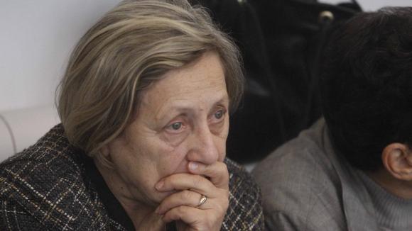 Готвят признание за Нешка Робева в Русе